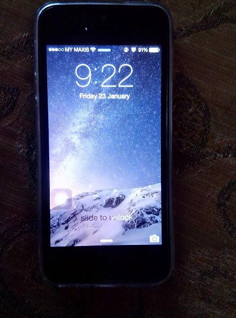 Satu iPhone Lagi Dalam Rumah