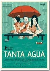 Tanta Agua - cartaz do filme