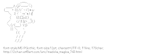 [AA]Tomoe Mami & Horse (Puella Magi Madoka Magica)