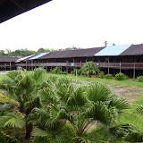写真2:Kg.Sambop(Kenyah集落)