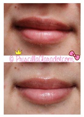 Priscilla review Etude lipbalm 10