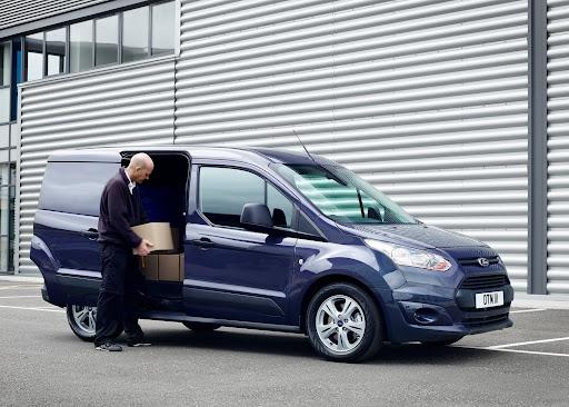 2014 Ford Transit Connect Van İngiltere'de Fiyatlandırıldı – 1