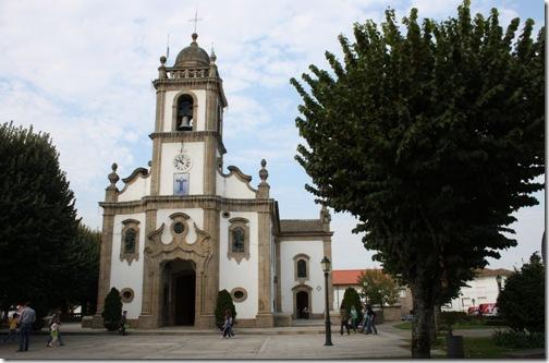Igreja matriz de Cinfães
