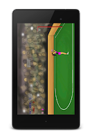 Screenshot of Netball Shots