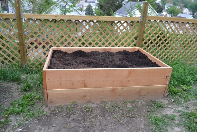 Garden Bed 13