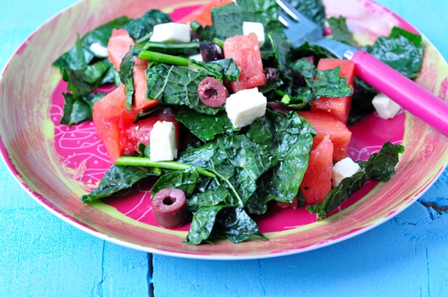 kale_watermelon_feta_salad