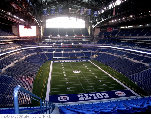 'lucas oil stadium' photo (c) 2008, abundantc - license: http://creativecommons.org/licenses/by/2.0/