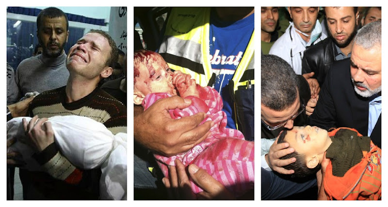 Gaza collage2