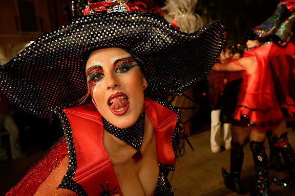 Dimecres de Carnaval, Entrada a la ciutat del Carnestoltes i la ConcubinaCarnaval de TarragonaTarragona, Tarragonès, Tarragona