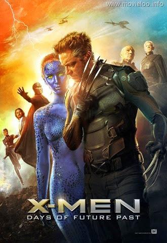 X-Men: Days of Future Past (2014) 720p WEB-DL - 999MB - ShAaNiG