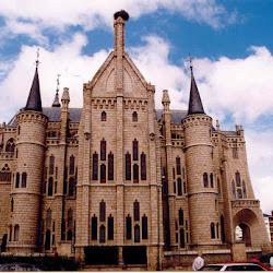 14.- Gaudí. Palacio Episcopal de Astorga