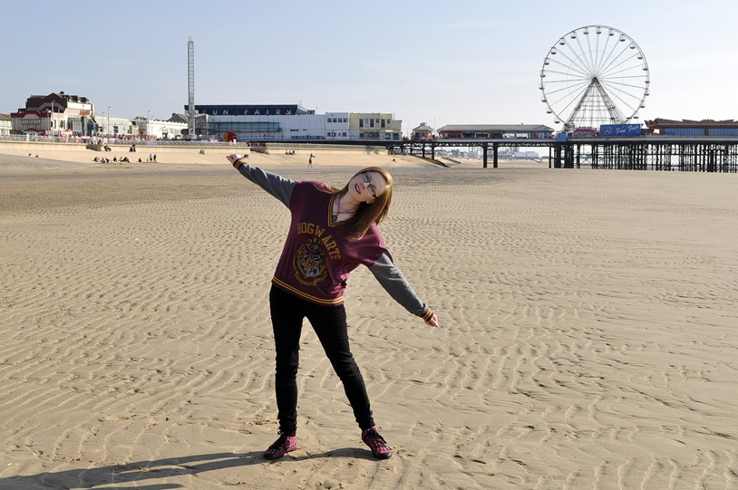 beach travel blackpool primark fashion hogwarts 2