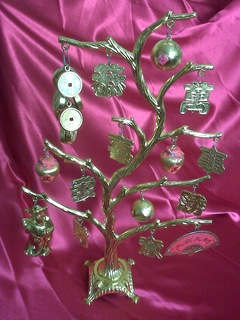 Chinese New Year Money Tree decoration
