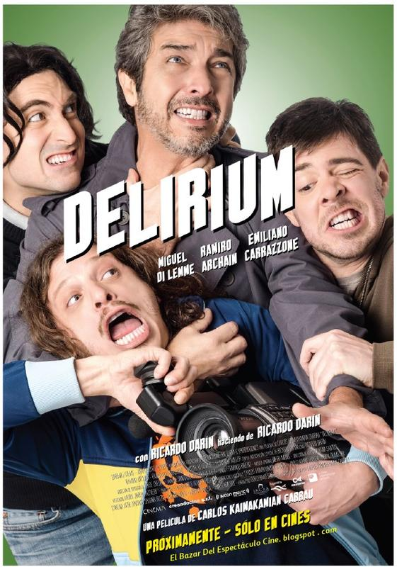 Ver Delirium Online (2014) Gratis HD Pelicula Completa