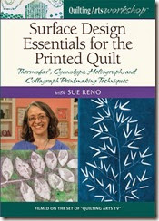 Surface Design Essentials for the Printed Quilt