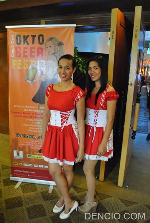 Sofitel Manila 75th Oktoberfest 201319