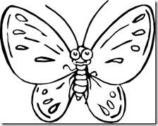 colorear mariposas pintaryjugar com (19)