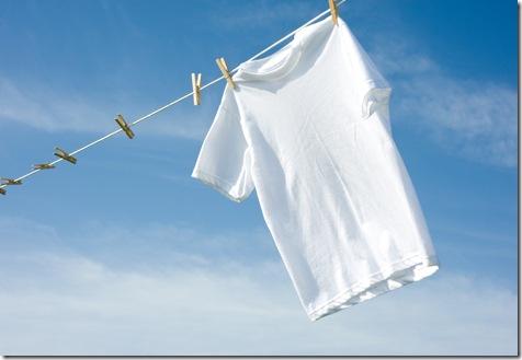 OficioLibre - Blanquear camisetas blancas