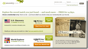 The Ancestry.com &quot;pay wall&quot;