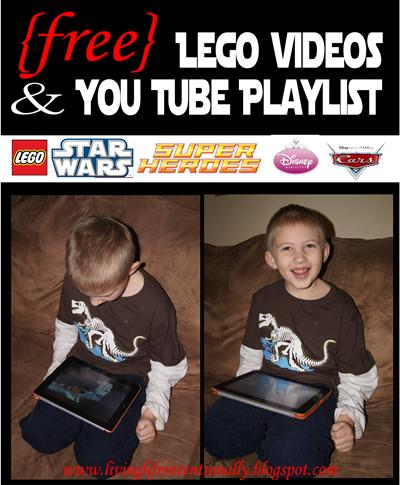 free Lego Videos