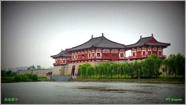 洛阳城定鼎门遗址公园