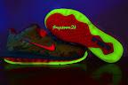 nike lebron 9 low pe lebronold palmer 5 01 Nike LeBron 9 Low LeBronold Palmer Alternate   Inverted Sample