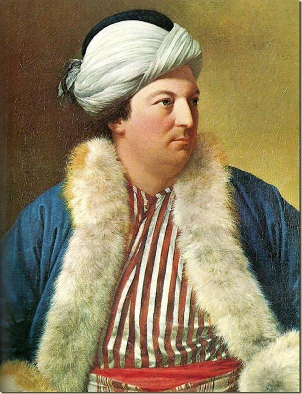 Jean-Etienne Liotard, Simon Lutrell