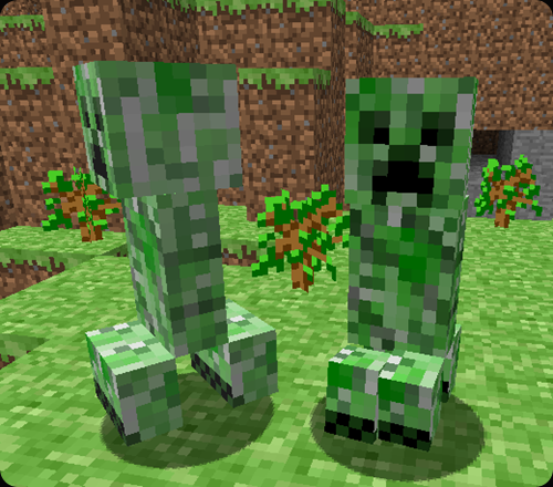 minecraft_creepers