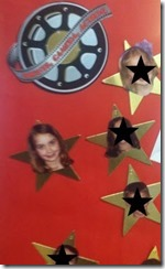 Up Close Shots Of The Door And Decorations U2013 Each Student Was On A Gold  Star And Then We Had Different Hollywood Theme Pictures.