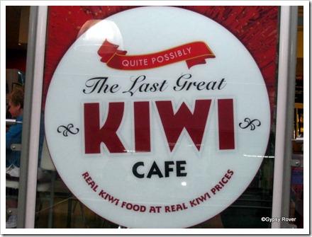 Nice food here.