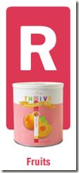 Food Storage fruits