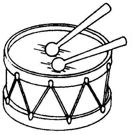 Dibujo del tambor - Imagui