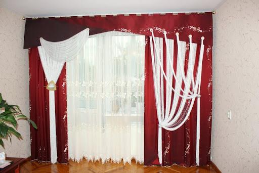 Декоративне оформлення вікон