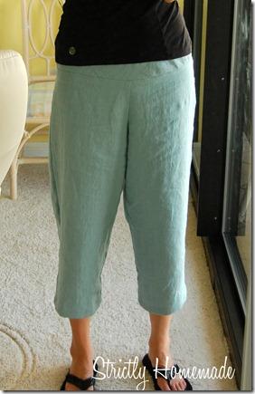 Capri Pants 1