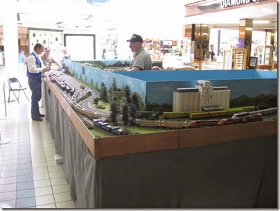 IMG_6016 LK&R Layout at the Three Rivers Mall in Kelso, Washington on April 14, 2007