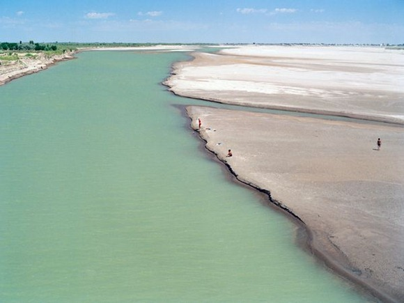 Amu Darya River