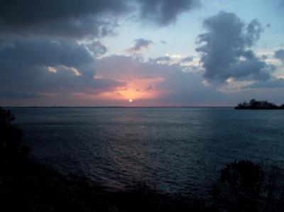 Monday beach and sunset 058