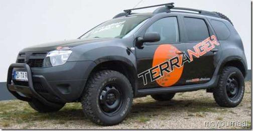 Dacia Duster Terranger 00 A