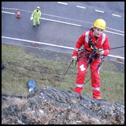 2008 - Abseiling West of Scotland