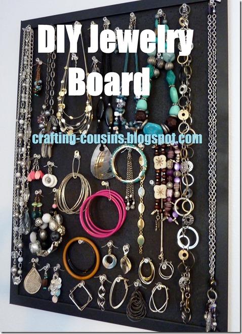 jewelry board (4.5)