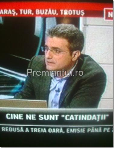 Robert Turcescu gafa