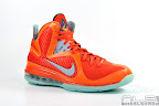 lebron9 allstar galaxy 01 web white Nike LeBron 9 All Star aka Galaxy Unreleased Sample