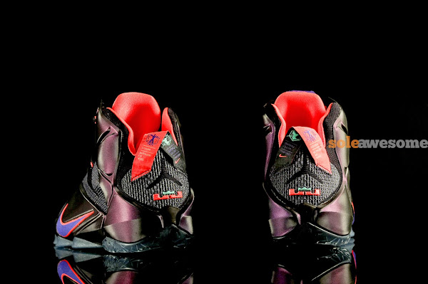 Preview of Upcoming Nike LeBron 12 8220Instinct8221 684593583