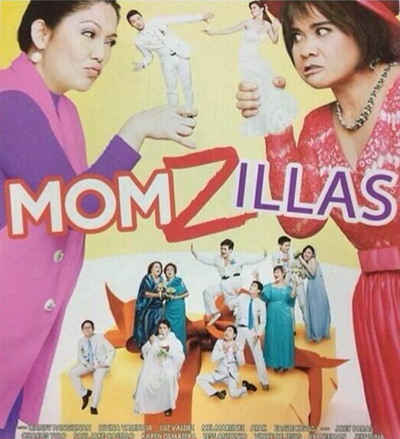 Momzillas movie poster