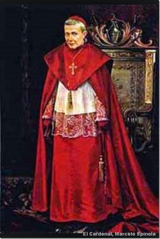 El Cardenal, Marcelo Spínola