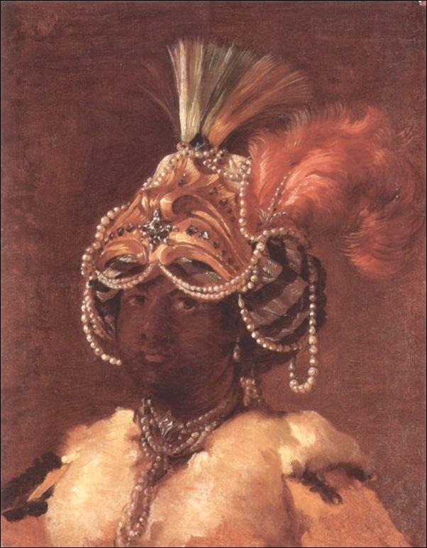 Marie -Joseph Vien, La sultane noire