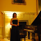 Alissa Firsova's piano concert