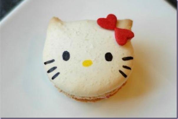 Macaron-Hello-Kitty