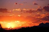Final Moments Before Sunset - Yulara, Australia
