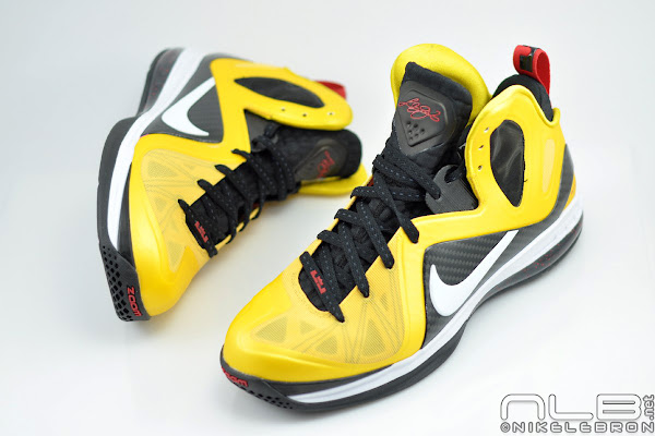 Nike LeBron 9 PS Elite 8220Taxi8221 strikeRestrikestock at Nikestorecom